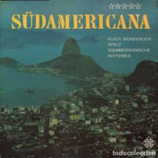 Discos de vinilo: KLAUS WUNDERLICH – SÜDAMERICANA. Lote 236631035