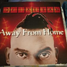 """Discos de vinilo: DR. ALBAN – AWAY FROM HOME CHEIRON – 74321213851 12"""" 1994 ,NETHERLANDS. VG+ / VG+. Lote 236633735"""