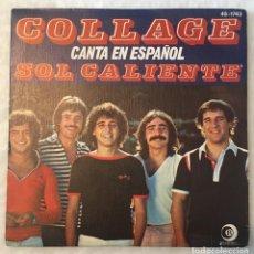 Dischi in vinile: SINGLE COLLAGE EN ESPAÑOL DEL LP POCO A POCO ME ENAMORE DE TI - SOL CALIENTE - YO -PEDIDOS MINIMO 7€. Lote 236641885