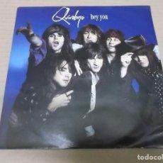 Discos de vinilo: QUIREBOYS (SINGLE) HEY YOU AÑO 1989. Lote 236644065