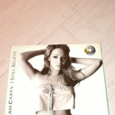 Discos de vinilo: DISCO MARIAH CAREY- I STILL BELIEVE 1999. Lote 236660035