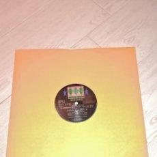 Discos de vinilo: DISCO MORENAS, HAZME SOÑAR MAXI-VARIAS VERSIONES. 1989. Lote 236660190
