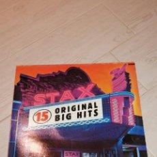 Discos de vinilo: DISCO STAX. AÑO 1989. EDICIÓN ESPAÑOLA. VOLUMEN 2. Lote 236660580