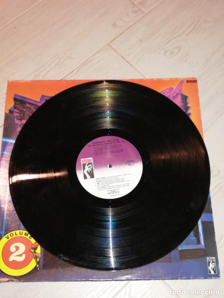 Discos de vinilo: DISCO STAX. AÑO 1989. EDICIÓN ESPAÑOLA. VOLUMEN 2 - Foto 2 - 236660580