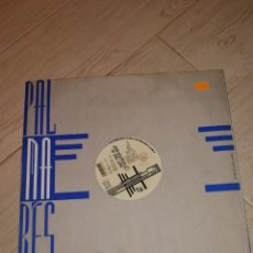 Discos de vinilo: UNITY TWO 4U- SITUATION BASE. PALMARES RECORDS. Lote 236661240