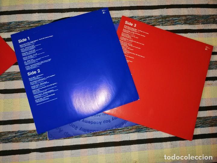 Discos de vinilo: LOTE 2 DISCOS RAP/HIP HOP. MUTHA HOOD -TEAR THE ROOF OFF, Y RICHIE RICHS-RAP ACADEMY - Foto 4 - 236662025