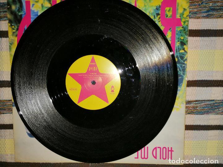 LOTE 2 DISCOS RAP/HIP HOP. MIG HAMMER-SWEETNESS Y B.V.S.M.P- HOLD ME (Música - Discos de Vinilo - Maxi Singles - Rap / Hip Hop)