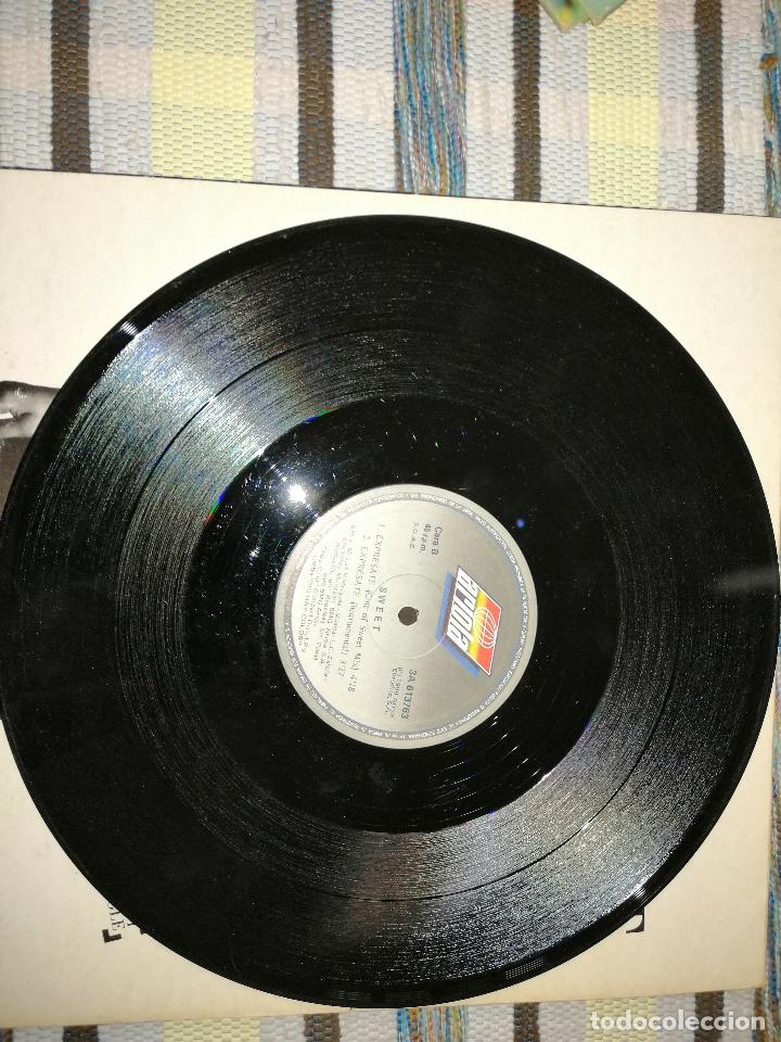 Discos de vinilo: LOTE 2 DISCOS RAP/HIP HOP. SILK TYMES LEATHER Y SWEET-EXPRESATE (4 VERSIONES) - Foto 2 - 236662285