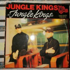 Discos de vinilo: LOTE 2 DISCOS RAP/HIP HOP. TOM'S DINER RPA-AFTER ONE Y JUNGLE KINGS-JUNGLE KINGS. Lote 236662395