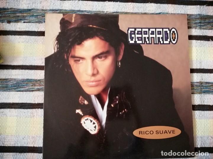LOTE 2 DISCOS RAP/HIP HOP. YOUNG LOVE-SEXUAL HEALING RAP Y GERARDO-RICO SUAVE (Música - Discos de Vinilo - Maxi Singles - Rap / Hip Hop)