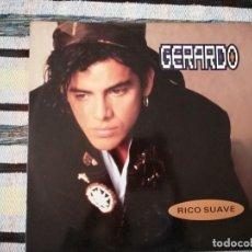 Discos de vinilo: LOTE 2 DISCOS RAP/HIP HOP. YOUNG LOVE-SEXUAL HEALING RAP Y GERARDO-RICO SUAVE. Lote 236662540