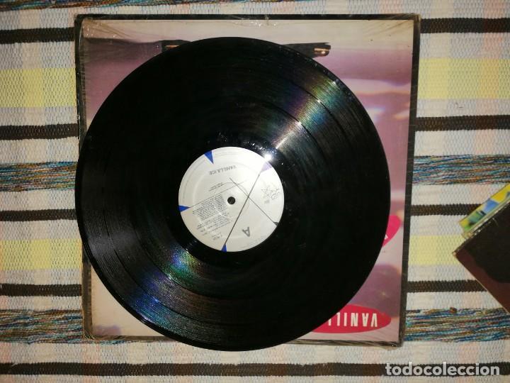 Discos de vinilo: LOTE 2 DISCOS RAP/HIP HOP. VANILLA ICE-PLAY THAT FUNKY MUCIS Y PAPA BEAR-CHERISH - Foto 4 - 236662785
