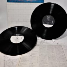 "Discos de vinilo: PINK FLOYD - ""THE WALL"" [FIRST JAPAN PROMO PRESS] - 2X LP ALBUM (DOPPELALBUM) - 1979/1979. Lote 236692130"