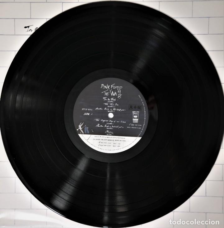 "Discos de vinilo: Pink Floyd - ""The Wall"" [First Japan Promo Press] - 2x LP Album (Doppelalbum) - 1979/1979 - Foto 8 - 236692130"