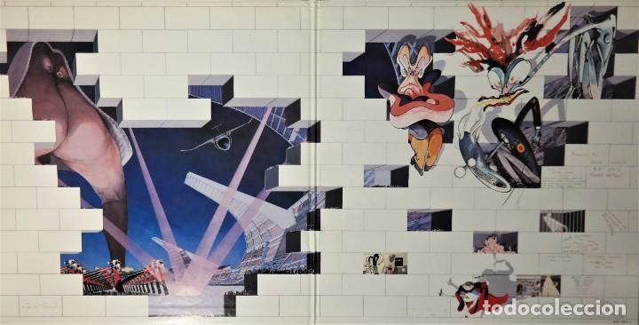 "Discos de vinilo: Pink Floyd - ""The Wall"" [First Japan Promo Press] - 2x LP Album (Doppelalbum) - 1979/1979 - Foto 9 - 236692130"