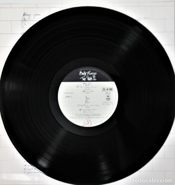 "Discos de vinilo: Pink Floyd - ""The Wall"" [First Japan Promo Press] - 2x LP Album (Doppelalbum) - 1979/1979 - Foto 17 - 236692130"