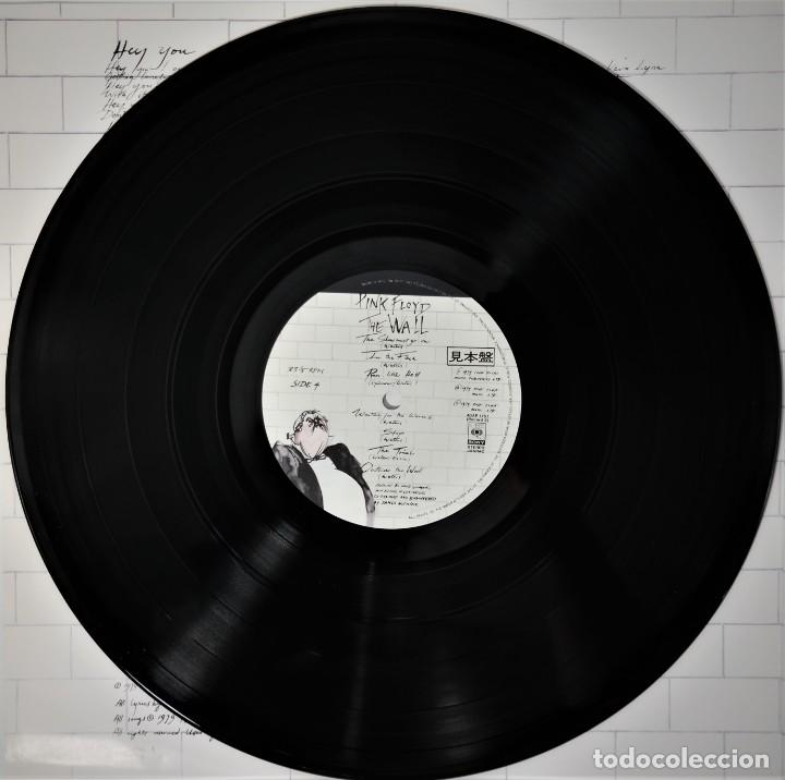 "Discos de vinilo: Pink Floyd - ""The Wall"" [First Japan Promo Press] - 2x LP Album (Doppelalbum) - 1979/1979 - Foto 21 - 236692130"