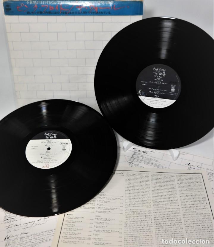 "Discos de vinilo: Pink Floyd - ""The Wall"" [First Japan Promo Press] - 2x LP Album (Doppelalbum) - 1979/1979 - Foto 26 - 236692130"