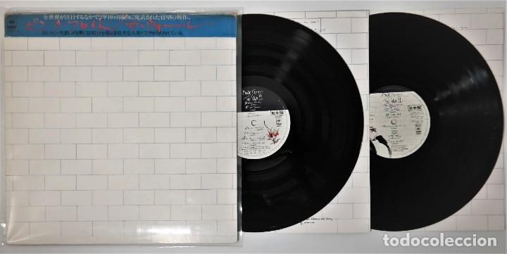 "Discos de vinilo: Pink Floyd - ""The Wall"" [First Japan Promo Press] - 2x LP Album (Doppelalbum) - 1979/1979 - Foto 27 - 236692130"