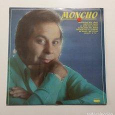 Disques de vinyle: LP MONCHO - AHORA QUE SOY LIBRE - VINILO COMO NUEVO. Lote 236693015