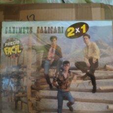 Discos de vinilo: GABINETE CALIGARI. QUE DIOS REPARTA SUERTE. LP. Lote 236694670