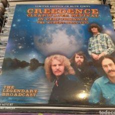 Discos de vinilo: CREEDENCE CLEARWATER REVIVAL–THE ALBERT HALL CONCERT 1970. LP VINILO PRECINTADO. Lote 236697215