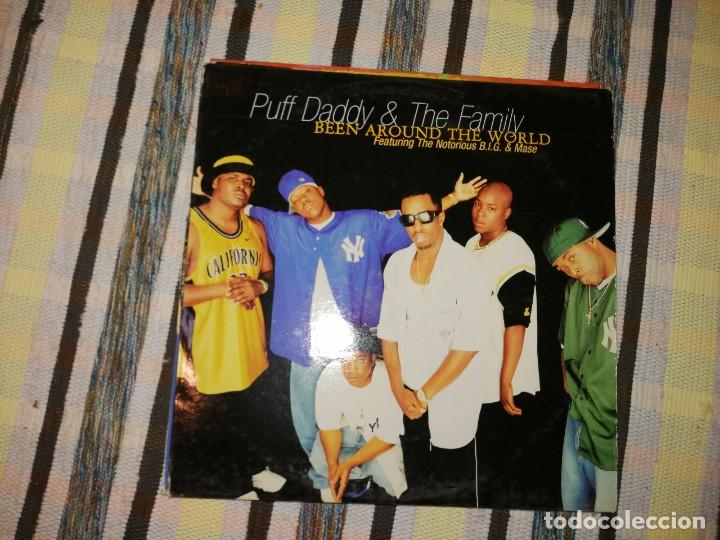 Discos de vinilo: LOTE 2 DISCOS TECHNO.PUFF DADDY&THE FAMILY,BEEN AROUND THE WORLD Y SONIC SURFERS,HAVING A GREAT TIME - Foto 3 - 236698395