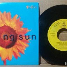 Discos de vinilo: THE FARM / THE RISING SUN / SINGLE 7 INCH. Lote 236698925