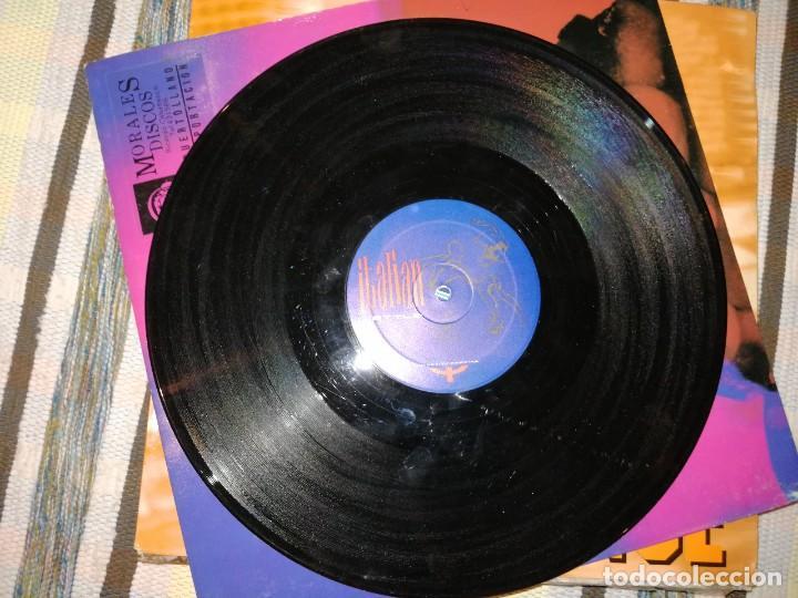 Discos de vinilo: LOTE 2 DISCOS TECHNO.CANDY FLIP, LOVE IS LIFE Y D.J.PIERRE, GET ON THE FLOOR - Foto 2 - 236698990