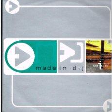 Discos de vinilo: SONIQUE - I PUT A SPEEIL ON YOU - MAXI SINGLE 1998 - ED. ESPAÑA. Lote 236700925