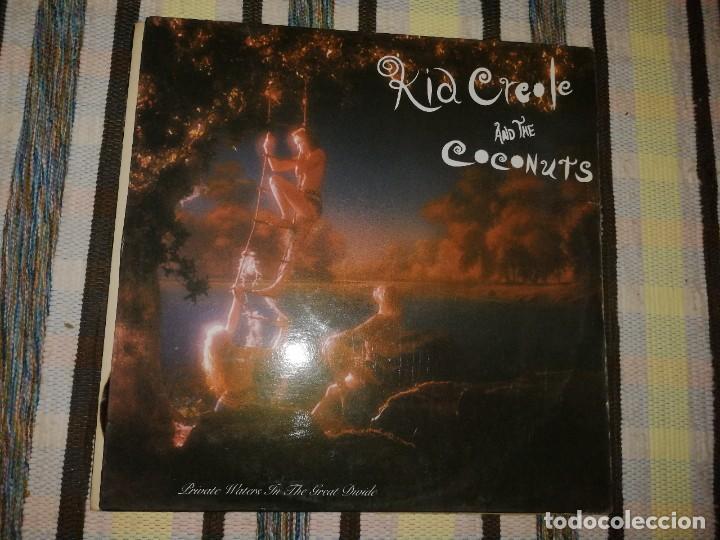 Discos de vinilo: LOTE 2 DISCOS POP ROCK. JAMIE J. MORGAN, SHOTGUN Y KID CREOLE AND THE COCONUTS - Foto 3 - 236704610