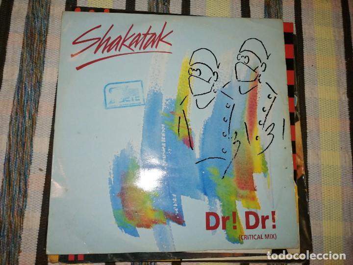 LOTE 2 DISCOS POP ROCK. GIMMIE FIVE,JOVANOTTI Y SHAKATAK, DR!DR! (Música - Discos de Vinilo - Maxi Singles - Pop - Rock Internacional de los 70)