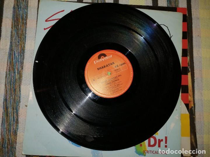Discos de vinilo: LOTE 2 DISCOS POP ROCK. GIMMIE FIVE,JOVANOTTI Y SHAKATAK, DR!DR! - Foto 2 - 236704950