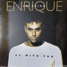 Discos de vinilo: ENRIQUE IGLESIAS MAXI-SINGLE SELLO UNIVERSAL EDITADO EN ESPAÑA AÑO 2000.... Lote 236706070