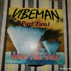 Discos de vinilo: LOTE 2 DISCOS POP ROCK. VIVEMAN, PART TWO Y PART THREE. Lote 236706945