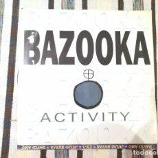 Discos de vinilo: LOTE 2 DISCOS ESTILO MÁKINA. BAZOOKA, ACTIVITY Y EX-3, EXTRES A-2. Lote 236708710