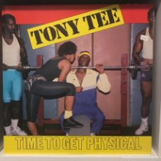 Discos de vinilo: TONY TEE – TIME TO GET PHYSICAL. Lote 236724800