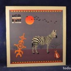 Discos de vinilo: MASCARA - BI MOLE - LP. Lote 236725230