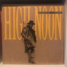 Discos de vinilo: EARLE THE POET – HIGH NOON. Lote 236730390