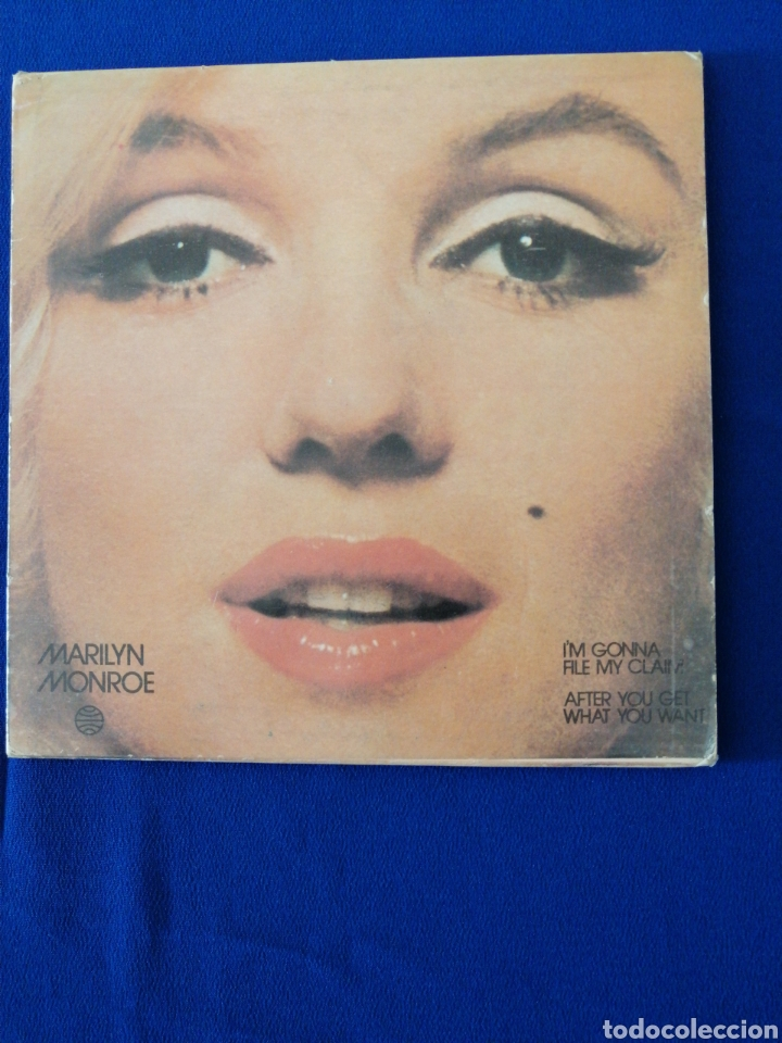 Discos de vinilo: MARILYN MONROE - Foto 2 - 236733345