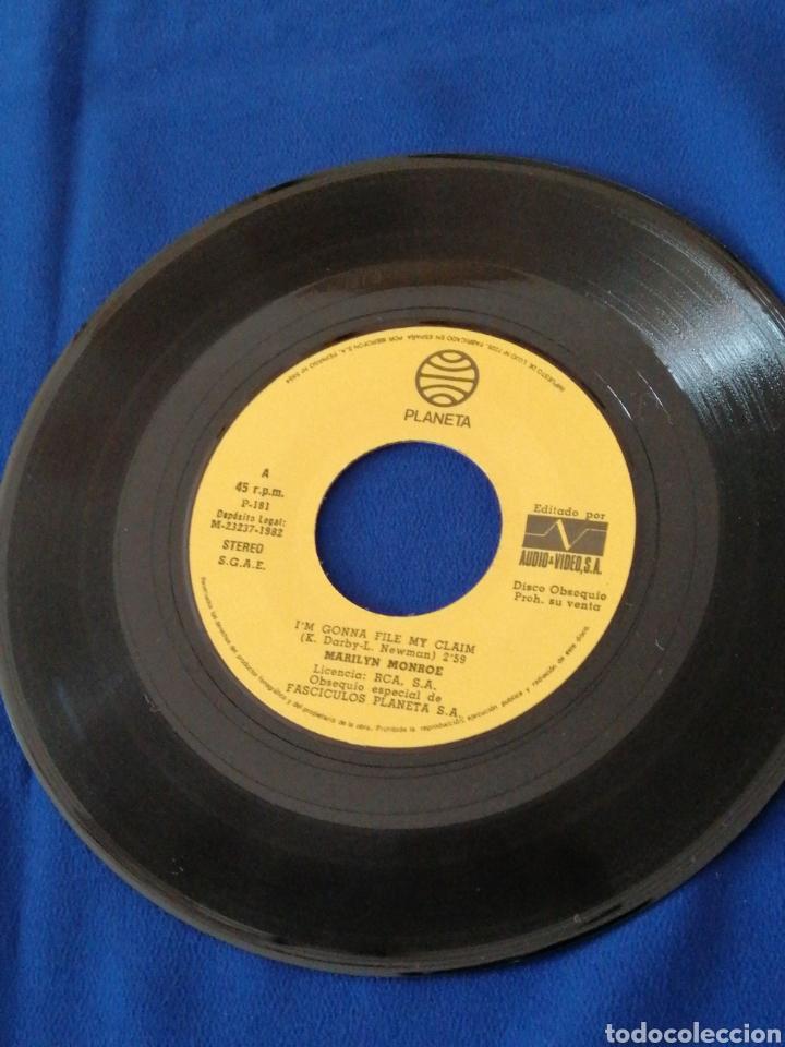 Discos de vinilo: MARILYN MONROE - Foto 5 - 236733345