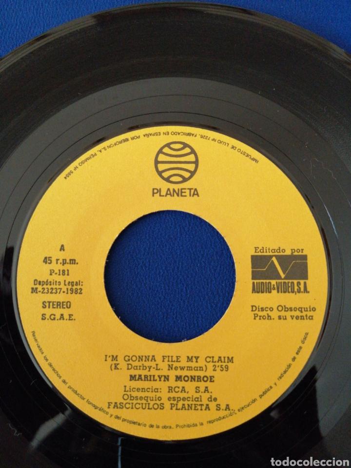 Discos de vinilo: MARILYN MONROE - Foto 6 - 236733345
