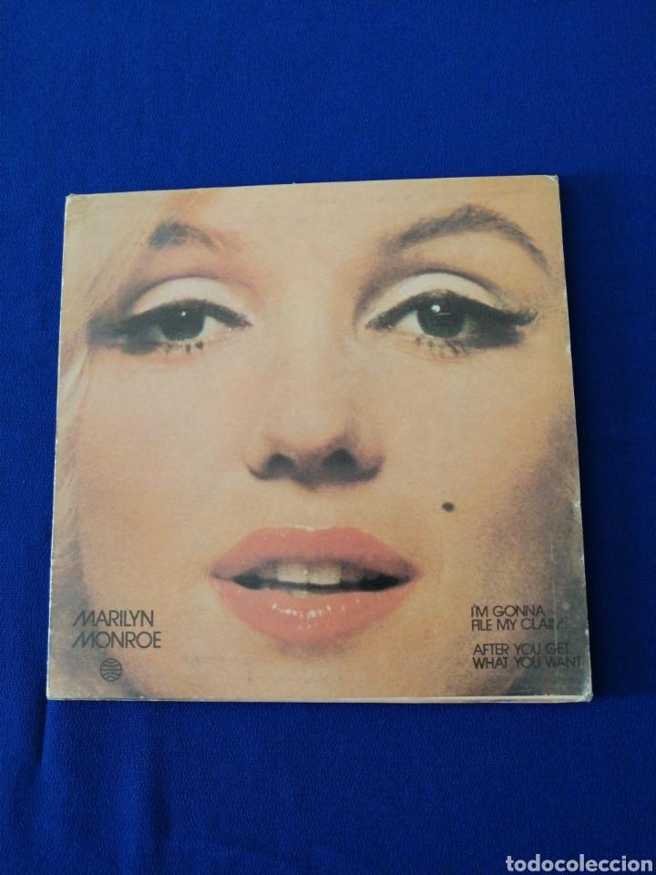 MARILYN MONROE (Música - Discos de Vinilo - Maxi Singles - Cantautores Internacionales)