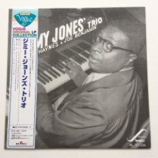 Discos de vinilo: JIMMY JONES TRIO – JIMMY JONES TRIO JAPAN,1997 BMG. Lote 236735930
