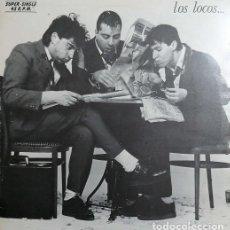 Discos de vinilo: LOS LOCOS - RECUERDA MARRAKECH - MAXI SINGLE DE VINILO 1985 #. Lote 236737540