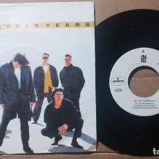 Disques de vinyle: INXS / BITTER TEARS / SINGLE 7 INCH. Lote 236741265