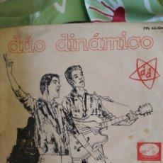 Discos de vinilo: DUO DINÁMICO. ESOS OJITOS NEGROS. SINGLE.. Lote 236744265