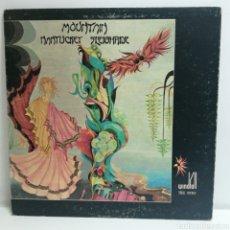 Discos de vinil: MOUNTAIN, NANTUCHET SLEIGHRIDE (WINDFALL 1971,USA GATEFOLD) CARTON GRUESO. Lote 236750775
