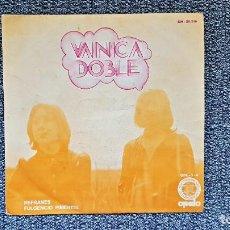 Discos de vinilo: VAINICA DOBLE - REFRANES / FULGENCIO PIMENTEL. EDITADO POR OPALO.AÑO 1.971. PROMOCIONAL. Lote 190435067