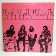 Discos de vinil: FRIJID PINK, M/T (PARROT ORIG. USA). Lote 236754375